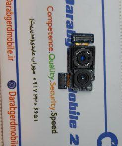 دوربین اصلی استوک سامسونگ A20_SM_A205FSamsung A20_SM_A205F DS main camera_